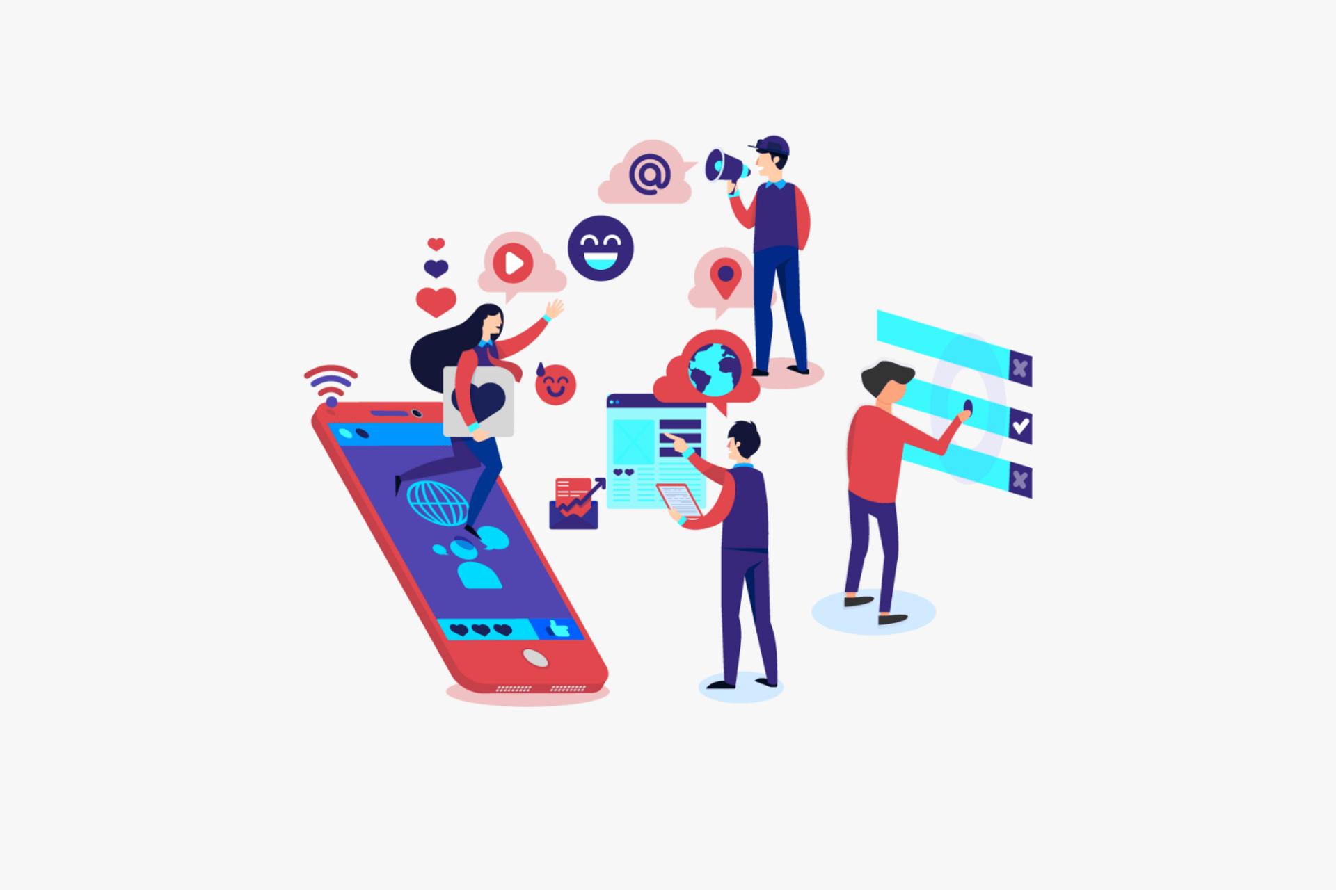 Innovationsfelder 2021 — unsere Top3